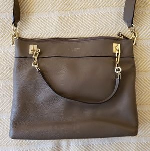 Henr Bendel Leather Crossbody Bag